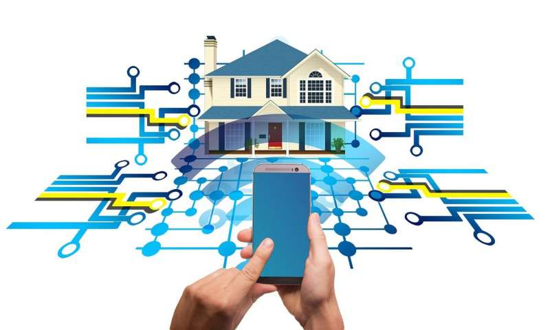 advance systems for a smart house
