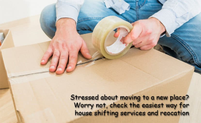 Check The Easiest Way For House Shifting and Relocation Services