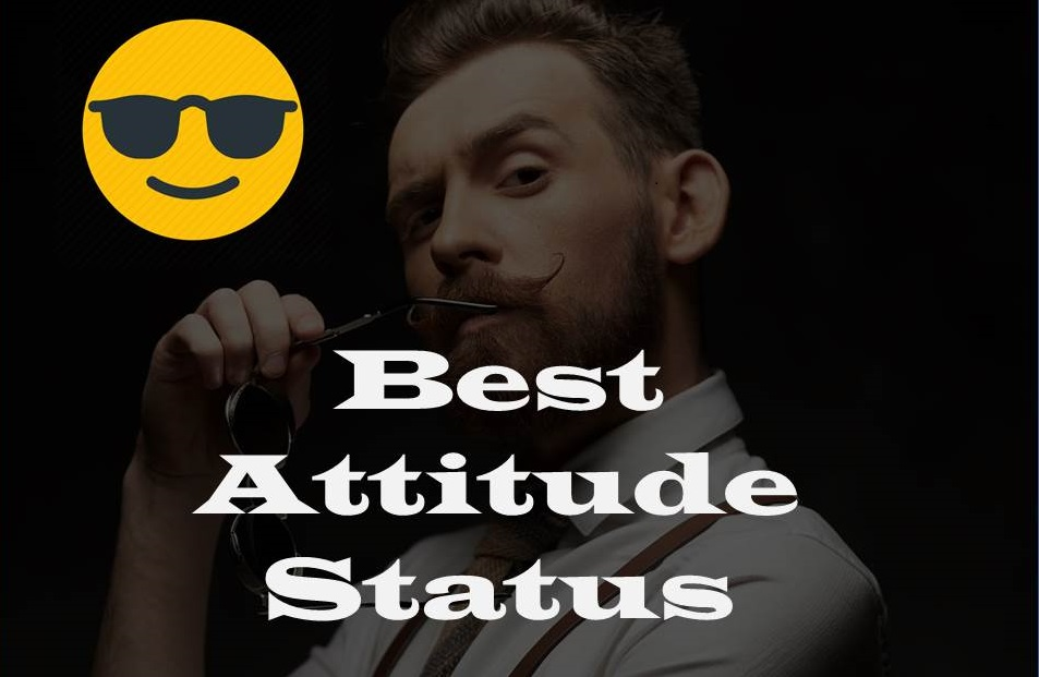 WhatsApp attitude status | Best Attitude Status